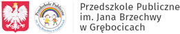 Przedszkole Publiczne im. Jana Brzechwy w Grębocicach Logo