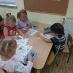 Prace plastyczne w przedszkolu