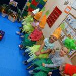 dzieci i zabawy sensoryczne