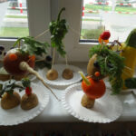 warzywno-owocowe cudaki