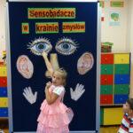 Pokazywanie zmysłów na tablicy