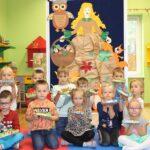 Dzieci i jesienne prace