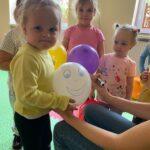 Malujemy uśmiechy na balonach