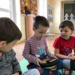 Dzieci odkrywają nowe instrumenty