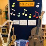 Instrumenty na tygodniu muzyki