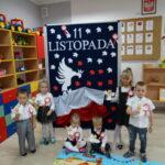 Dzieci z flagą