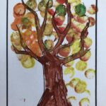 malunek dziecka