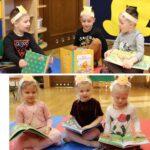 Dzieci czytające książki