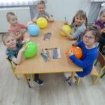balonowe miny