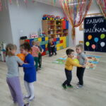 taniec z balonem