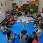 dzieci z Instrumentami