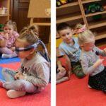 Dzieci grają na instrumentach