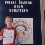 Dziecko z dyplomem