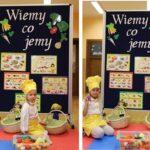 Przedstawianie zawodu kucharza przez dzieci