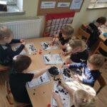 Przedstawianie zawodu górnika przez dzieci