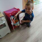 Chłopiec z Krzydłowic z koszyczkiem