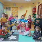 Dzieci z grupy Bratki