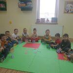 Dzieci z grupy Żabki