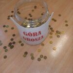 Pojemnik z pieniążkami