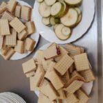 Wafelki na deser dla przedszkolaków