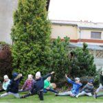 Dzieci z grupy Mrówki tańcem witają wiosnę