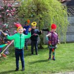 Dzieci z grupy Mrówki tańczą