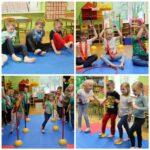 Ćwiczenia gimnastyczne z Ćwiczenia gimnastyczne z Motylkami