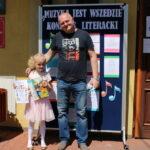 Martynka z tatą