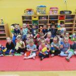 Przedszkolaki z pacynkami