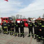 Strażacy w Krzydłowicach