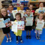 Dzieci z nagrodami