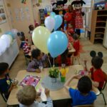 Odwiedziny Myszki Miki i Mini Bratki