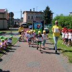 bieg przedszkolaków