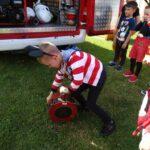 dźwięk straży pożarnej (