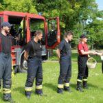 podziekowanie dla strażaków