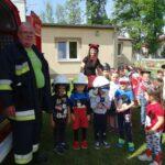 pokaz sprzętu strażackiego