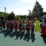 zabawa z Myszką Miki i Mini