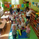 Dzieci z grupy żuczków