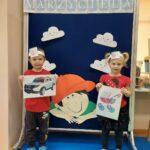 Dzieci pokazują na ilustracjach swoje marzenia