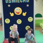 Dzieci uśmiechają się