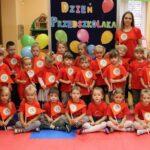 Dzieci z grupy Biedronek
