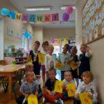 Dzieci z grupy Mrówek