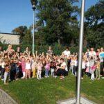 Ewakuacja przedszkole Grębocice