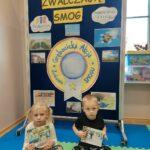Dzieci wybrały ilustracje przedstawiające efekt dobrego wpływu na środowisku