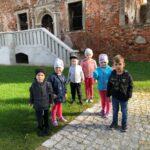 Dzieci z oddziału Mrówki