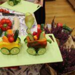 Paprykowy pociąg z warzywami