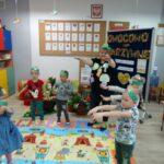 Wspólny taniec do piosenki Jarzynowa gimnastyka